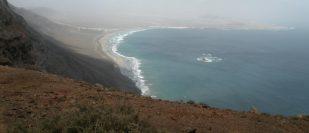 Playa de Famara, Caleta de Famara