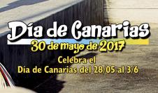 Día de Canarias in Tías