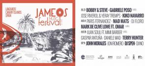 Jameos Music Festival Lanzarote 2017