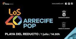 Los 40 Arrecife POP 2017
