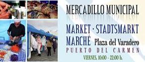 Weekly market Puerto del Carmen