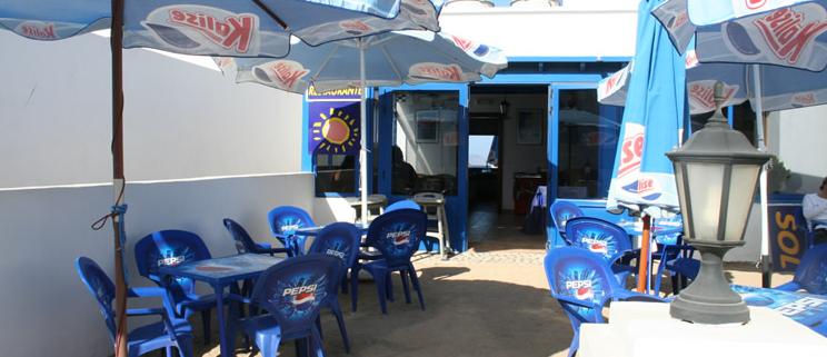Restaurante Sol Famara