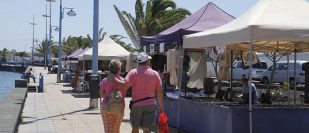 "Market ""Charco de San Ginés"" Arrecife"